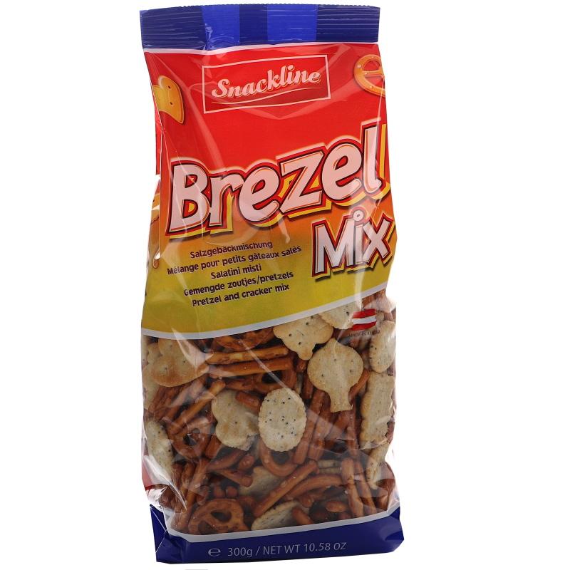 Snacksmix Pretzel & Kex - 50% rabatt