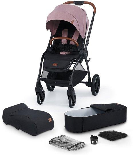Kinderkraft Evolution Cocoon Duovogn, Pink
