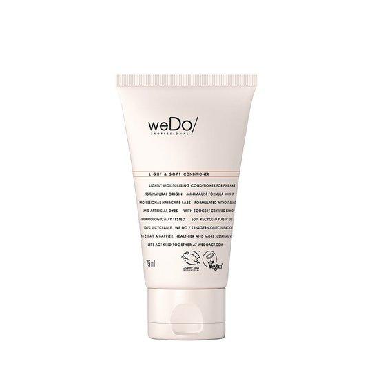 Light & Soft Conditioner, 75 ml weDo Hoitoaine
