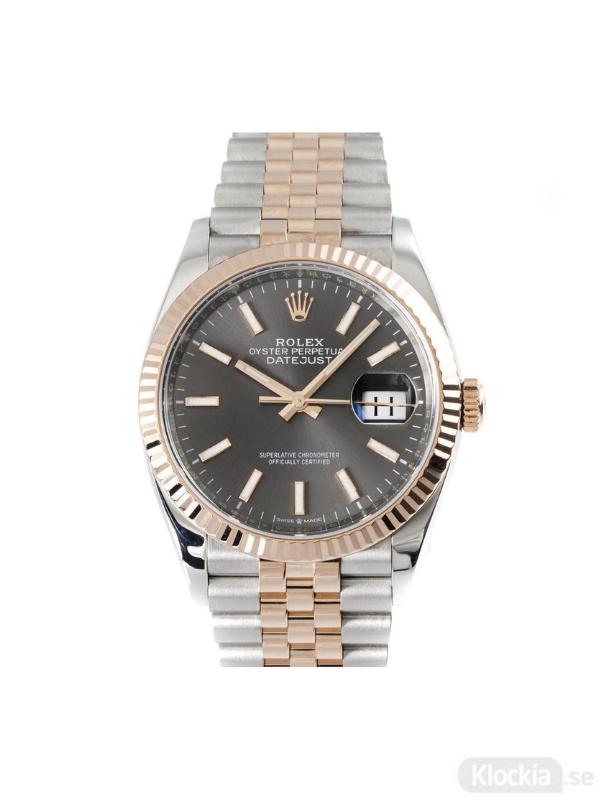 Begagnad Rolex Datejust 18c Gold/Steel 12631 2004779