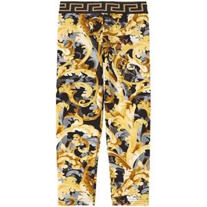 Versace Baroccoflage Leggings Guld 24 mån