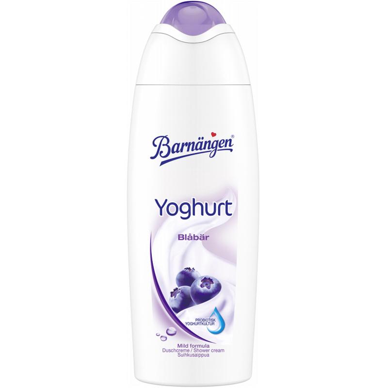 Suihkusaippu Jogurtti & Mustikka 250ml - 25% alennus