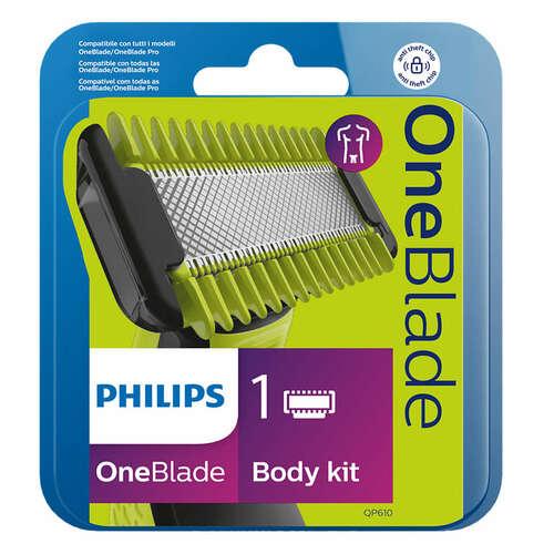 Philips Qp610/50 Tillbehör - Gul