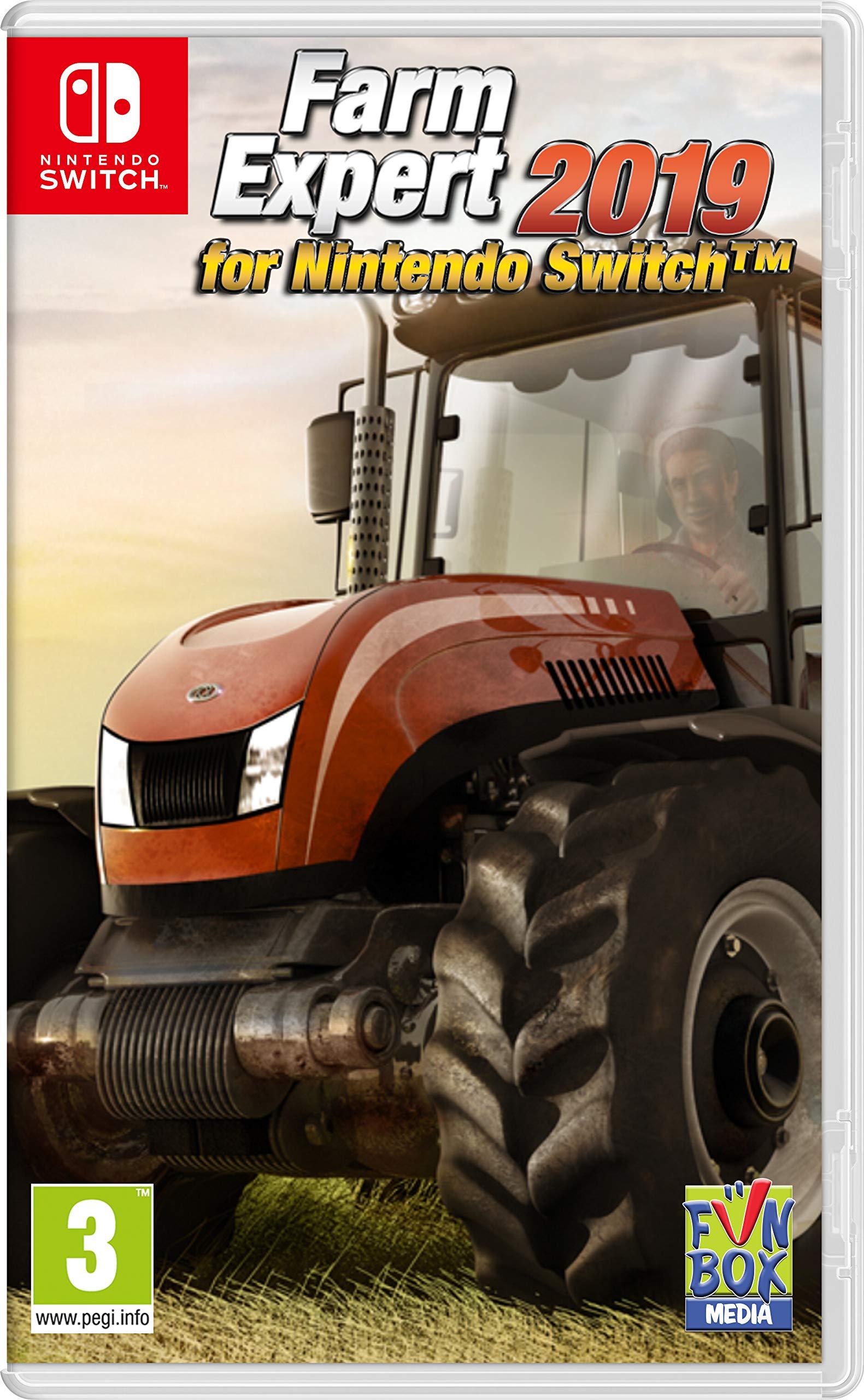 Farm Expert 2019 (Code in a Box)