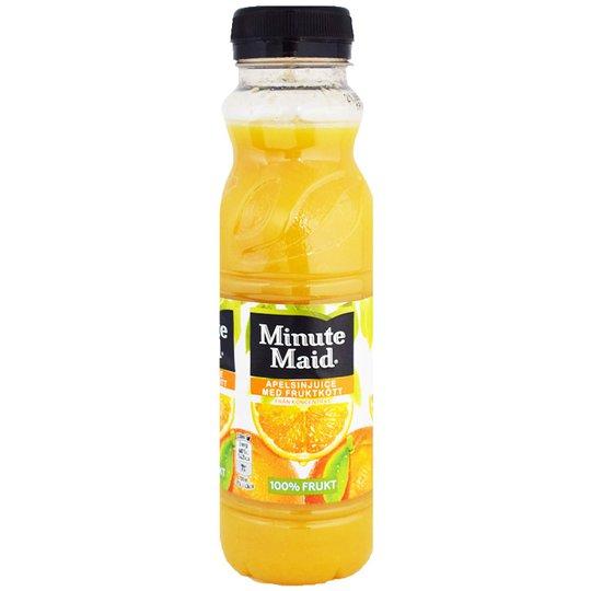 Apelsinjuice Fruktkött 330ml - 33% rabatt