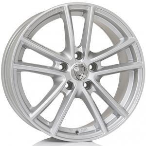 Aluett 56 Silver 6.5x15 5/100 ET40 B70.4
