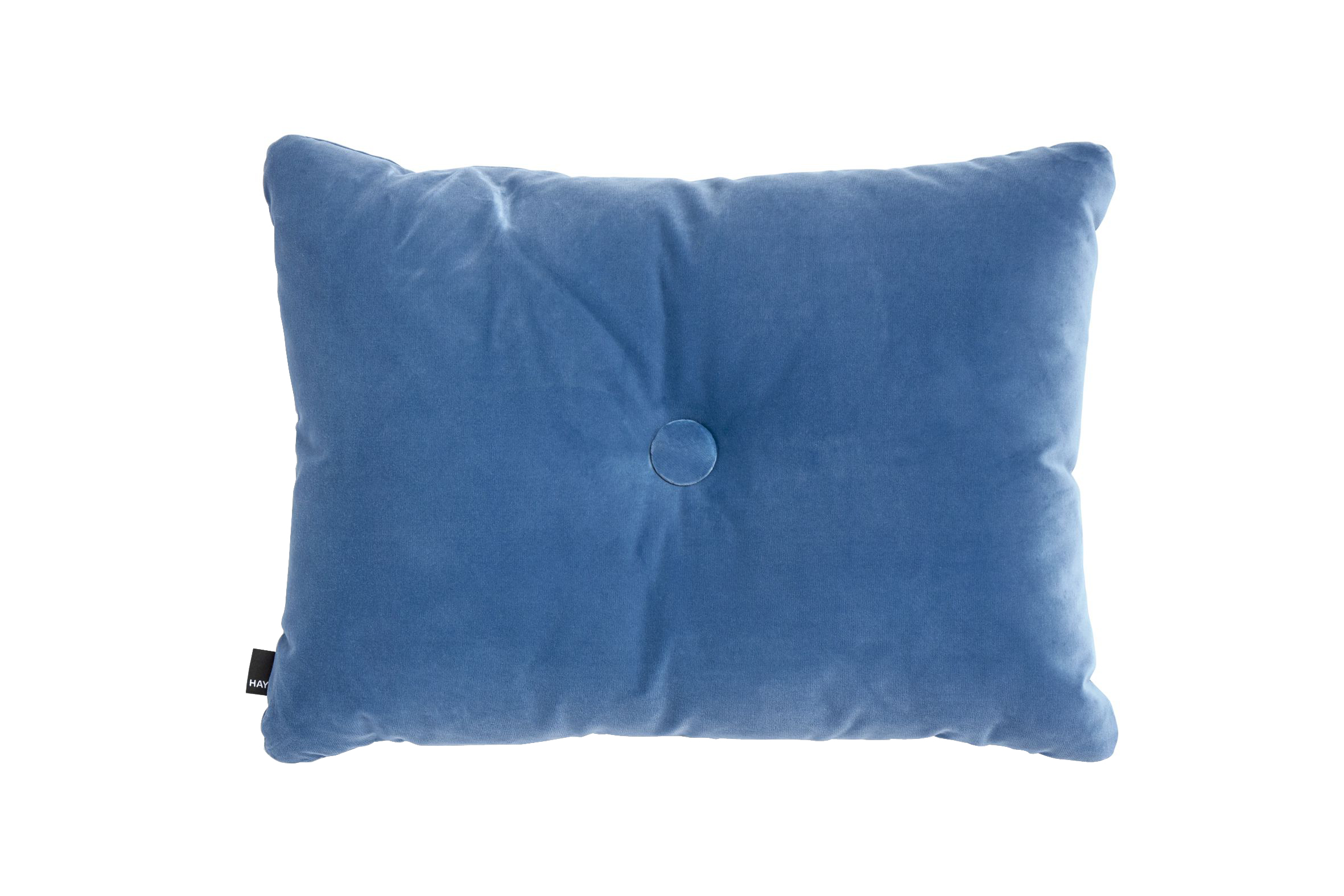 HAY - Dot Cushion Soft - Blue (507297)