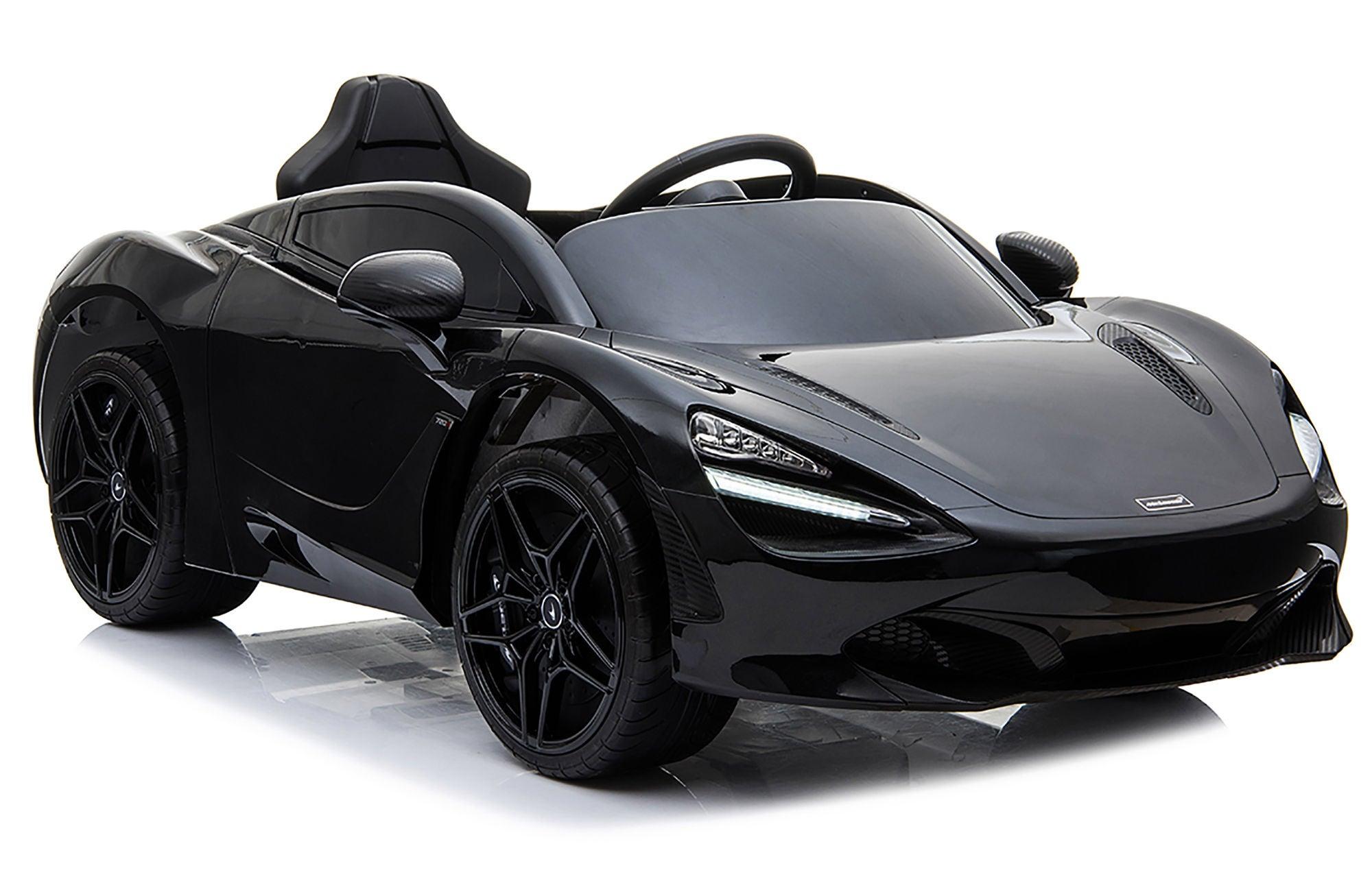 Nordic Play Elbil McLaren 720S, Svart