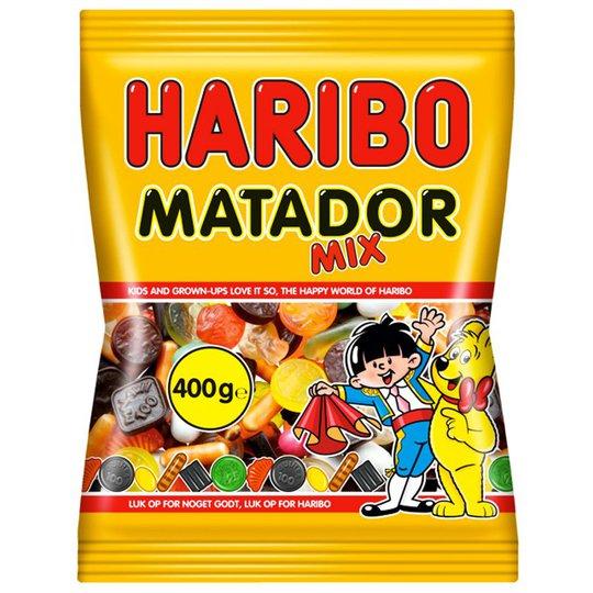 """Godis """"Matador Mix"""" 400g - 67% rabatt"""