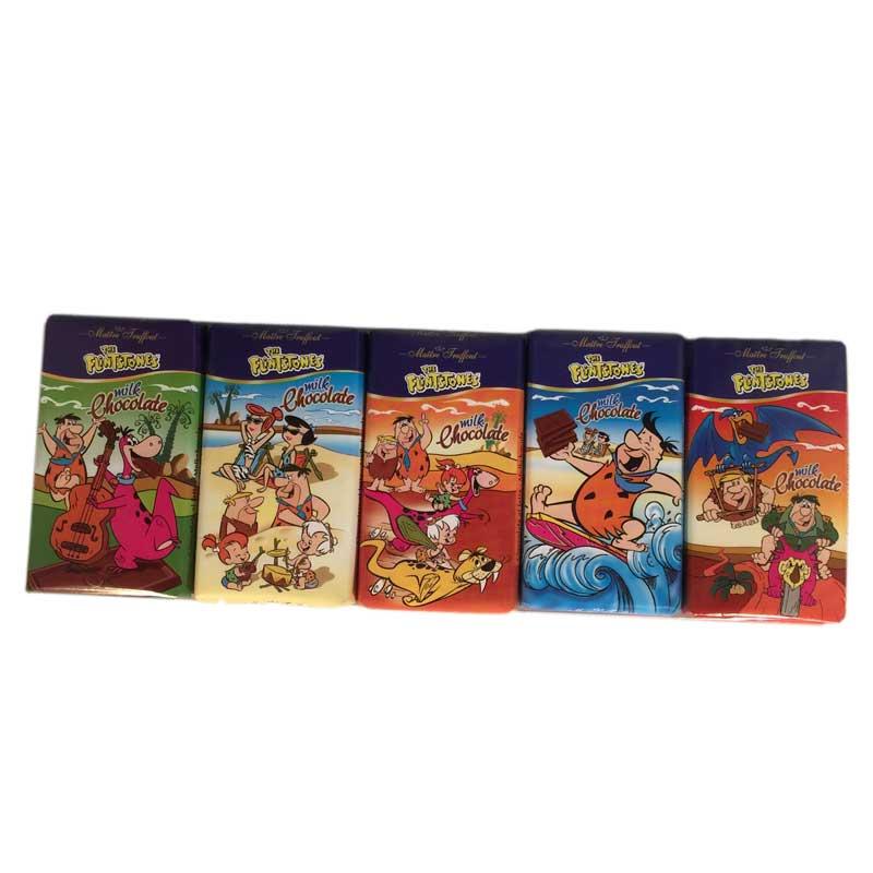 Flintstone Mjölkchoklad 5-p - 80% rabatt