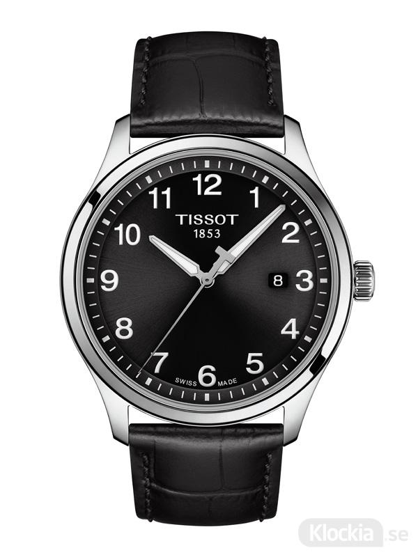 TISSOT Gent XL Classic 42mm T116.410.16.057.00
