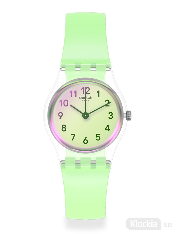 SWATCH Casual Green LK397