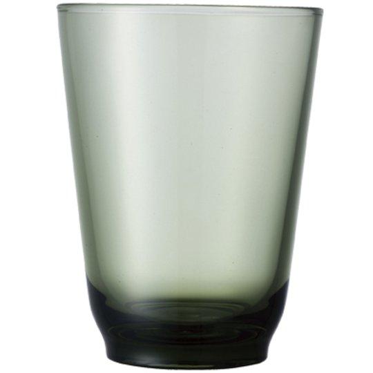 Kinto HIBI-vattenglas (350 ml), grön