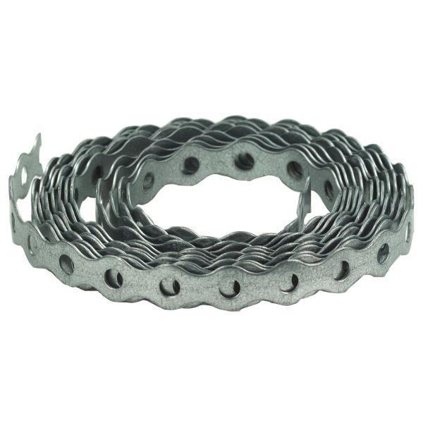 Gelia 3000501721 Patentbånd forsinket stål, 3 m 12 mm