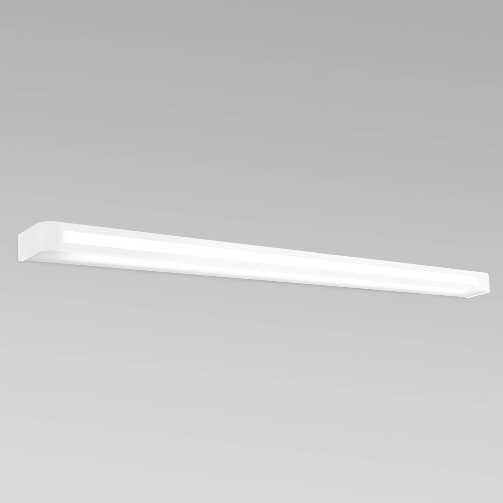 Ajaton LED-seinävalaisin Acros, 120 cm, valkoinen