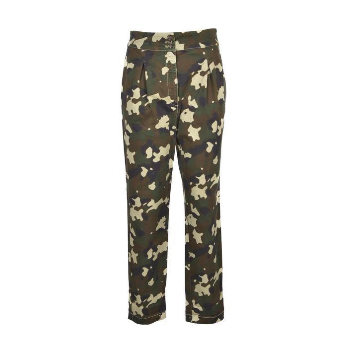 Pinko Women's Trouser Green 265737 - green 42