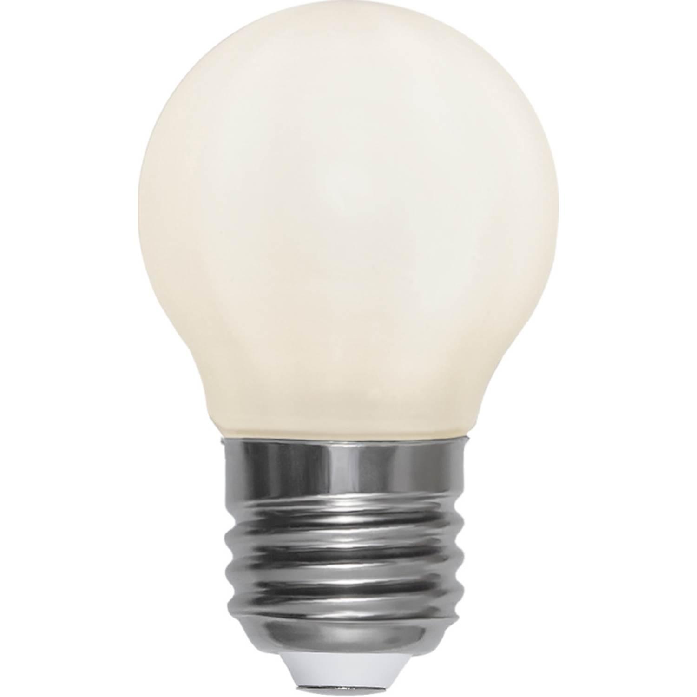 Star Trading LED E27 G45 Opaque Filament