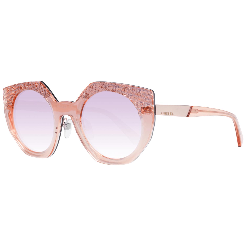 Diesel Women's Sunglasses Rose Gold