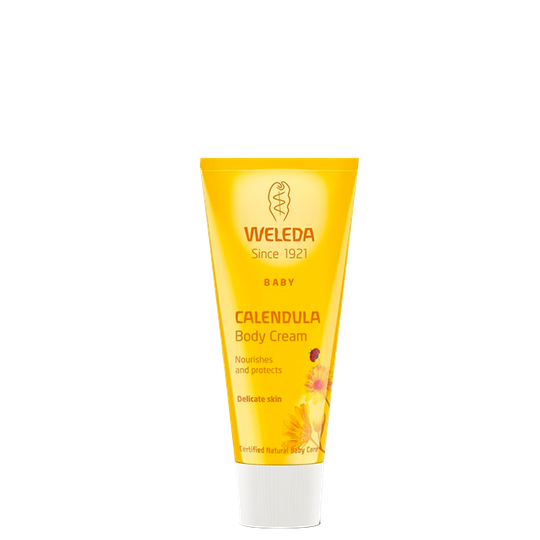 Calendula Body Cream, 75 ml