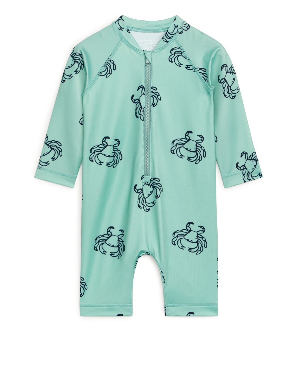 All-in-One Swimsuit UPF50 - Turquoise
