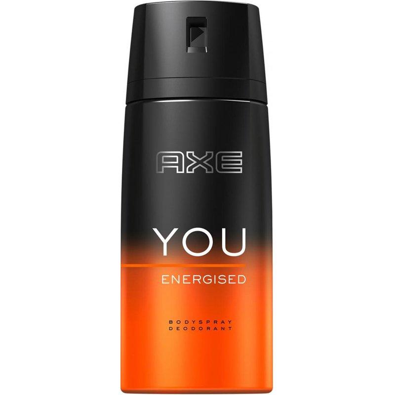 """Deodorantti """"You Energised"""" 150ml - 38% alennus"""