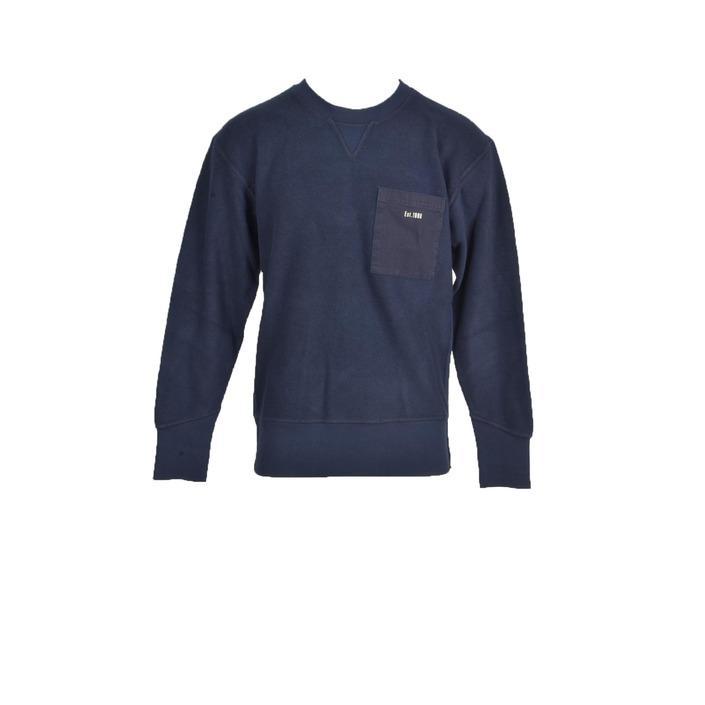 Bikkembergs Men's Sweatshirts Blue 322653 - blue L