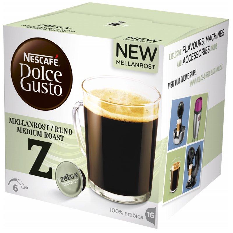 Kahvikapselit Medium Roast 16kpl - 20% alennus