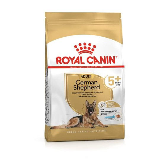 Royal Canin Breed German Shepherd Adult 5+