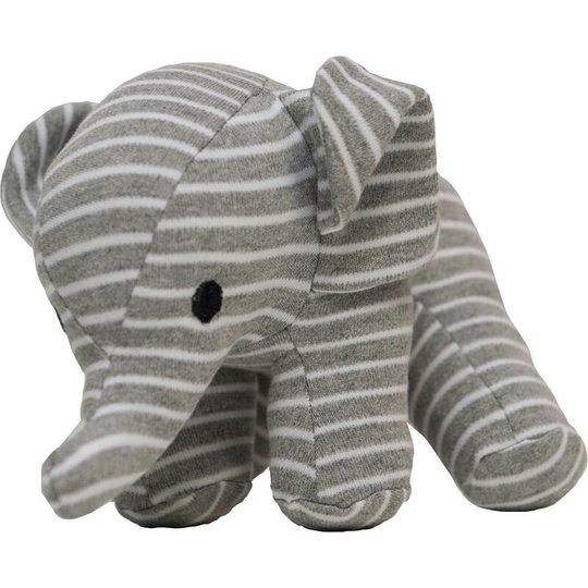 Geggamoja Kosedyr Elephant, Grå/Hvit