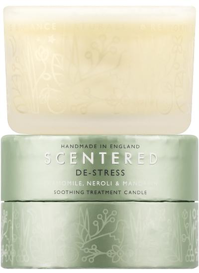 Scentered De Stress Travel Candle