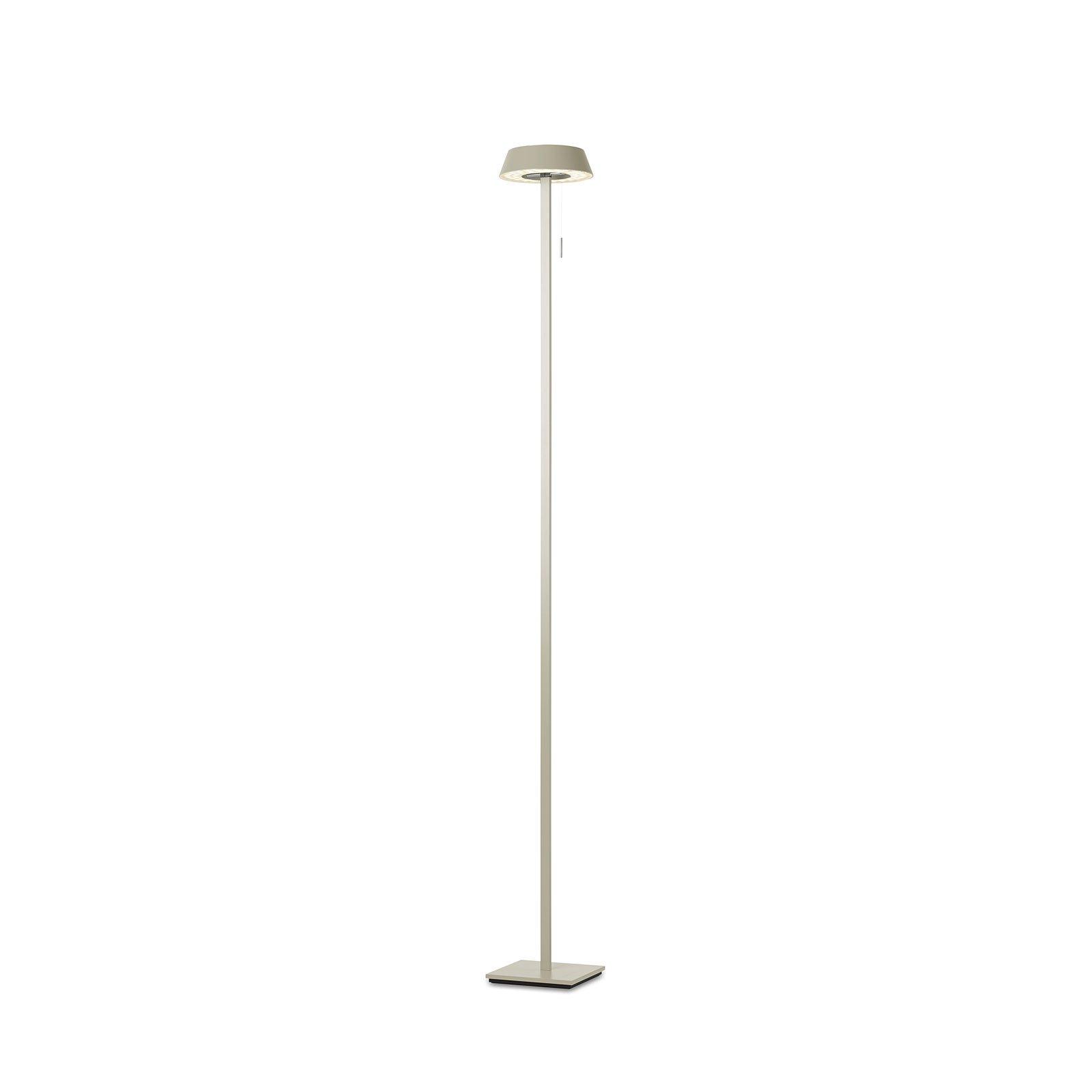 OLIGO Glance LED-gulvlampe, kasjmir