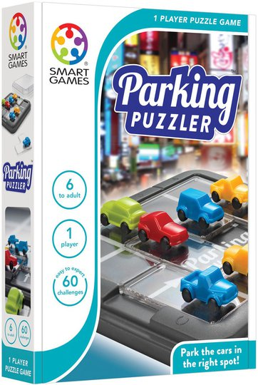 Smart Games Spill Parking Puzzler