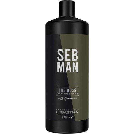 SEB MAN The Boss Thickening Shampoo, 1000 ml Sebastian Shampoo