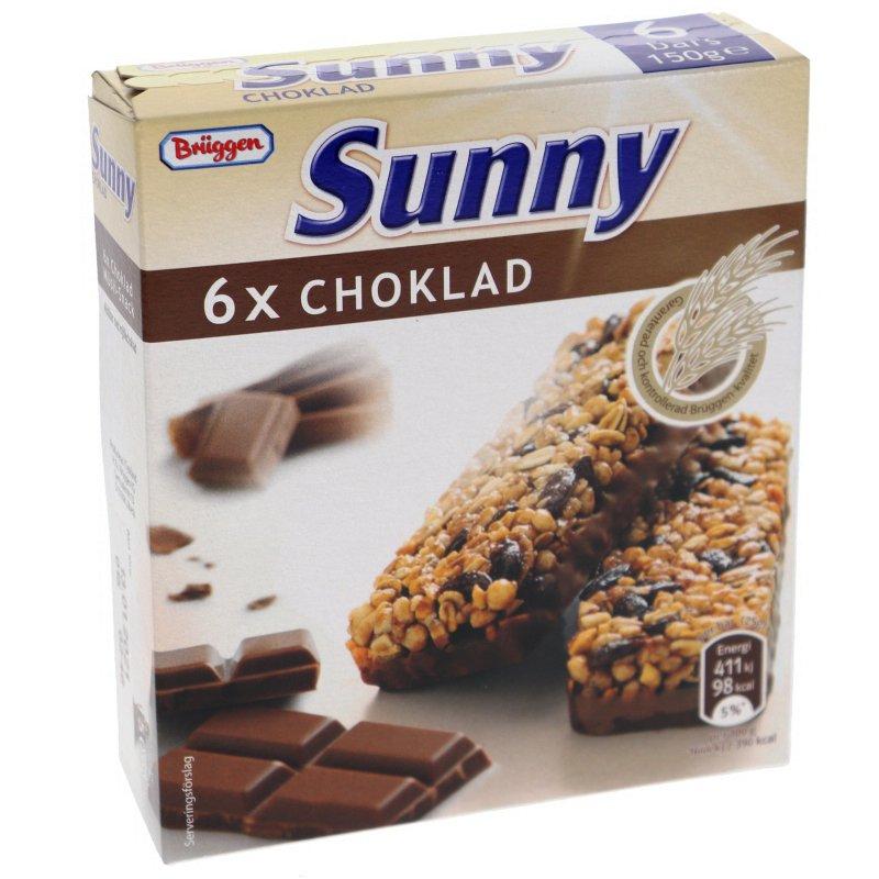 Müslibar Choklad - 25% rabatt