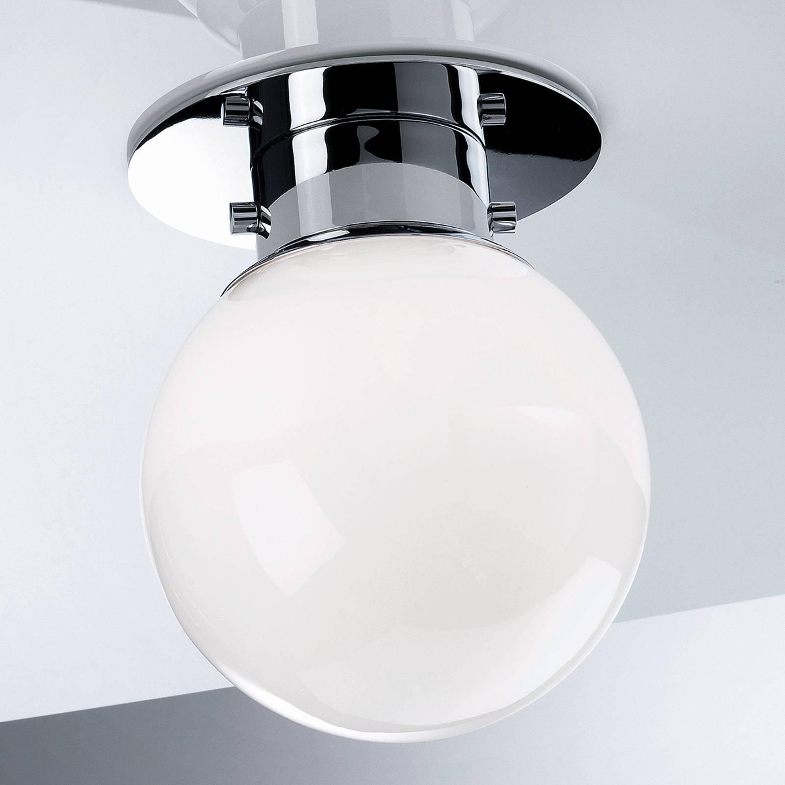 Decor Walther Globe 20 taklampe, krom