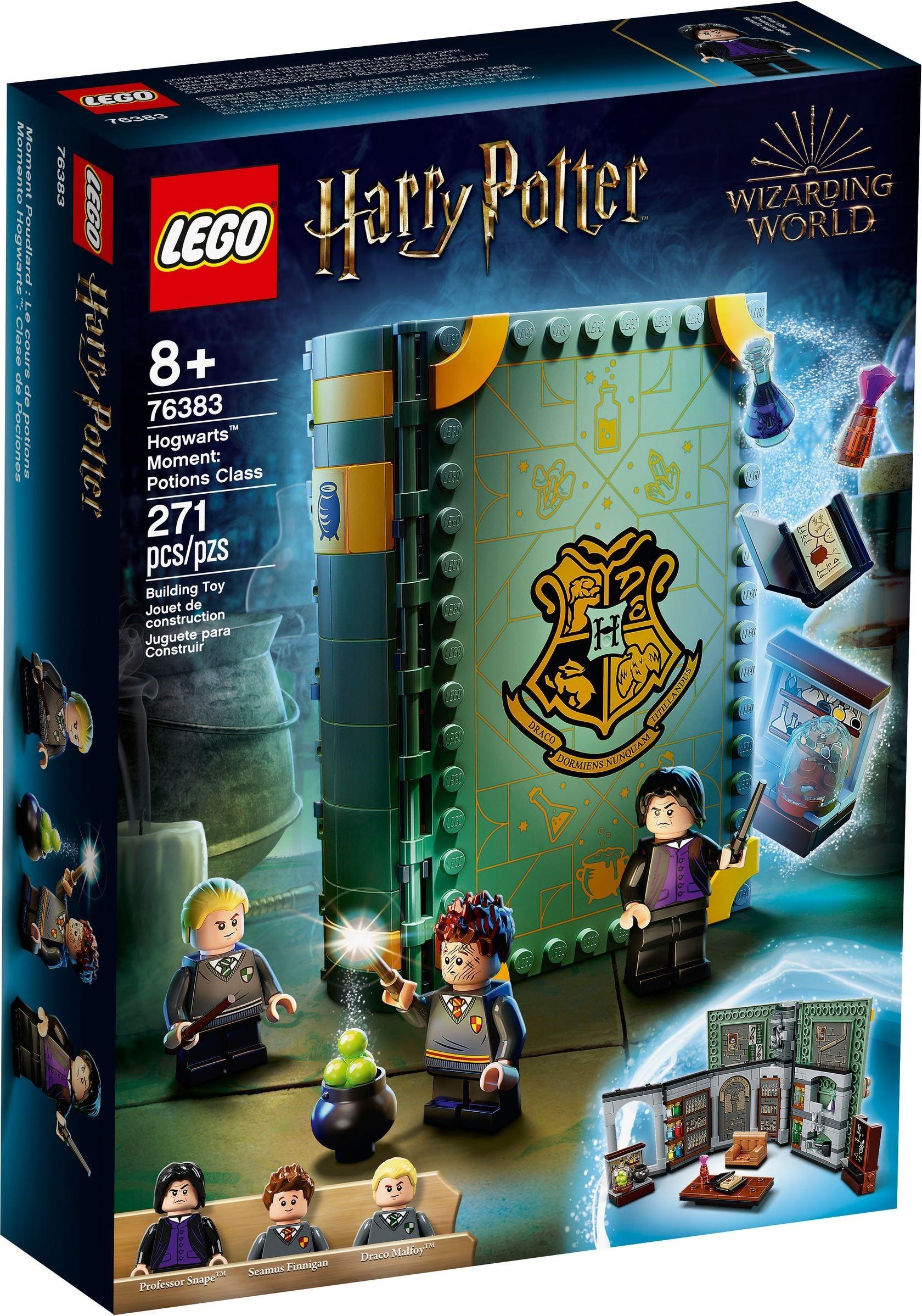 LEGO Harry Potter - Hogwarts™ Moment: Potions Class (76383)
