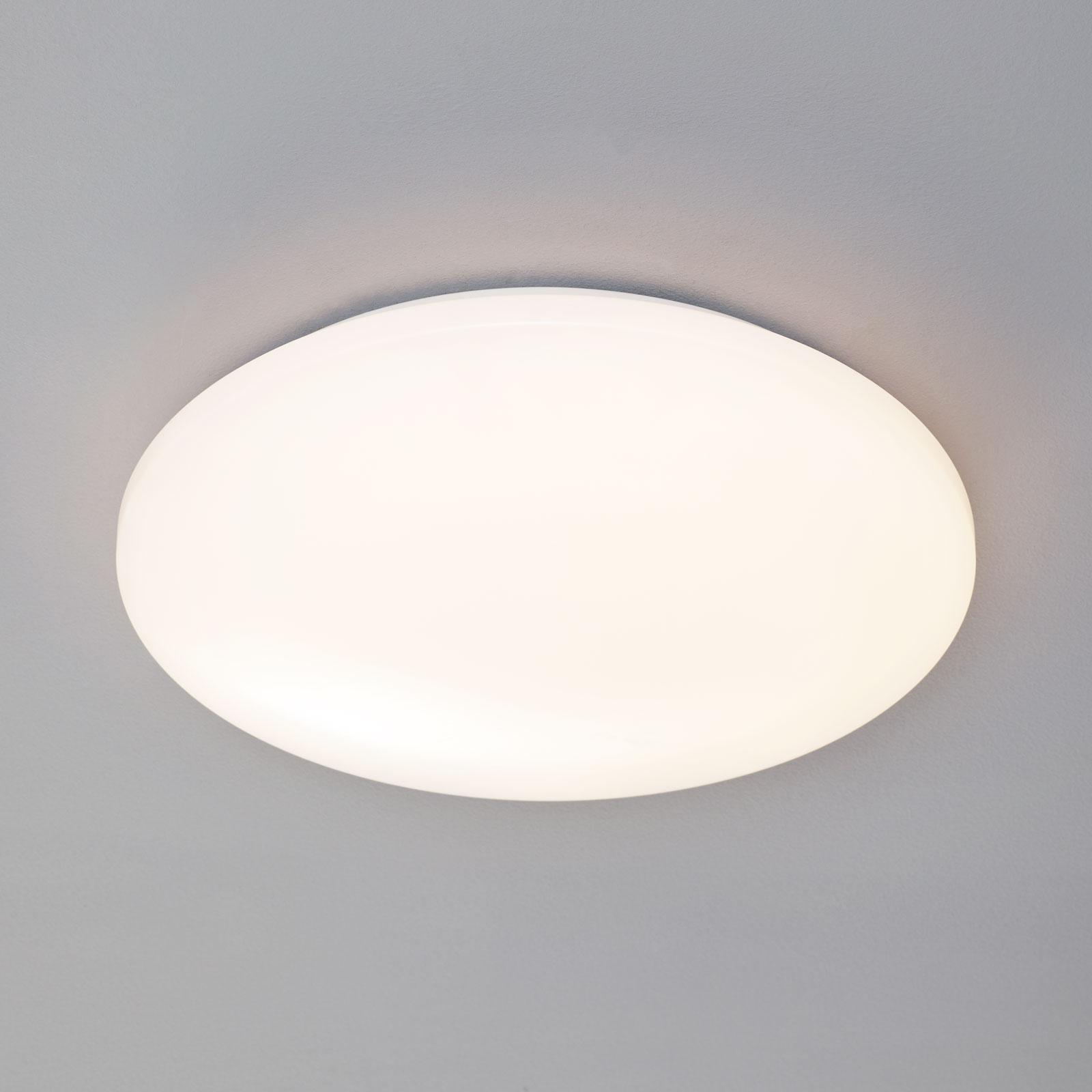 LED-kattovalaisin Pollux, liiketunnistin, Ø 40 cm