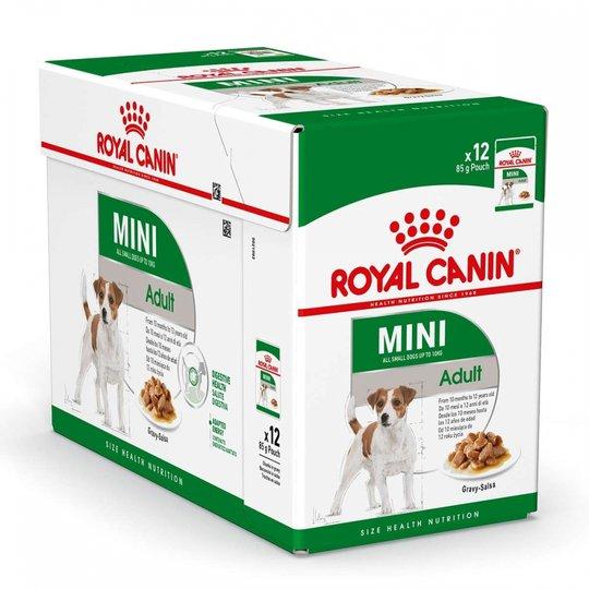 Royal Canin Mini Adult Våtfoder (12x85g)
