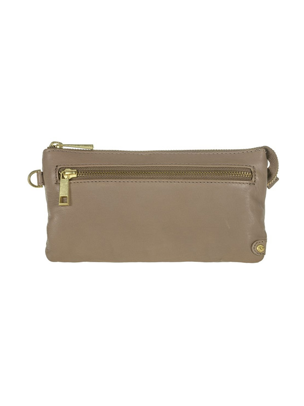 DEPECHE Golden Deluxe Small Bag - Smoke Rose 11998-107