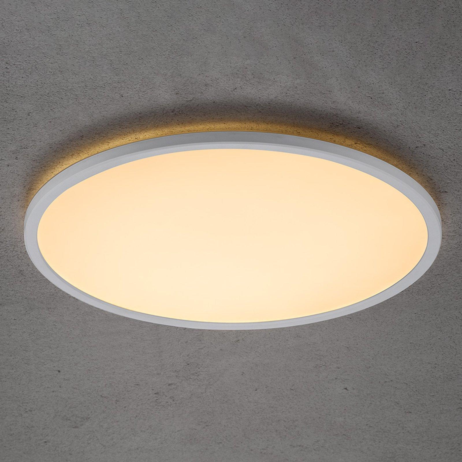 LED-taklampe Planura, dimbar, Ø 42 cm