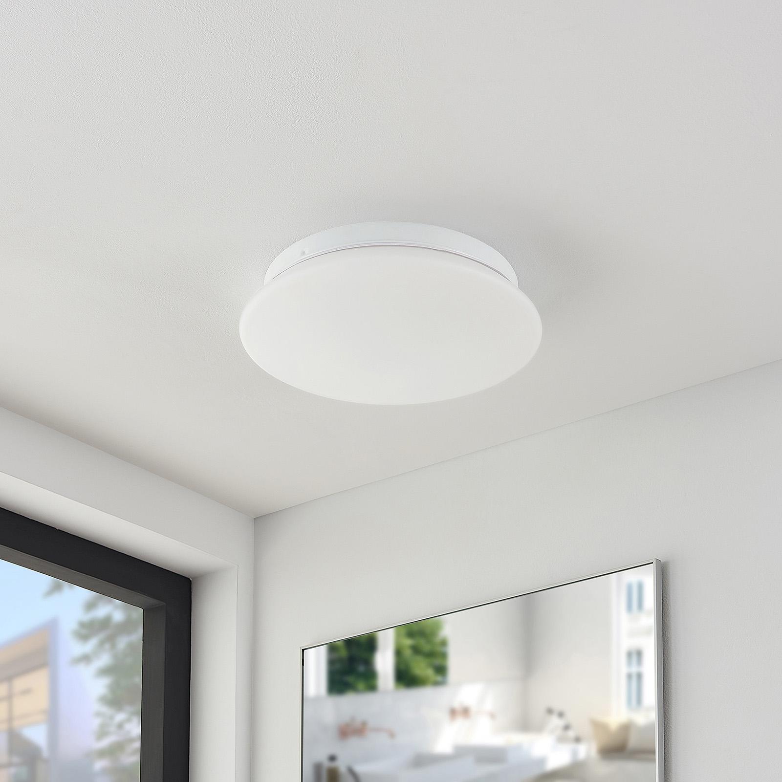Arcchio Solomia -LED-kattovalaisin, IP44, 3 000 K