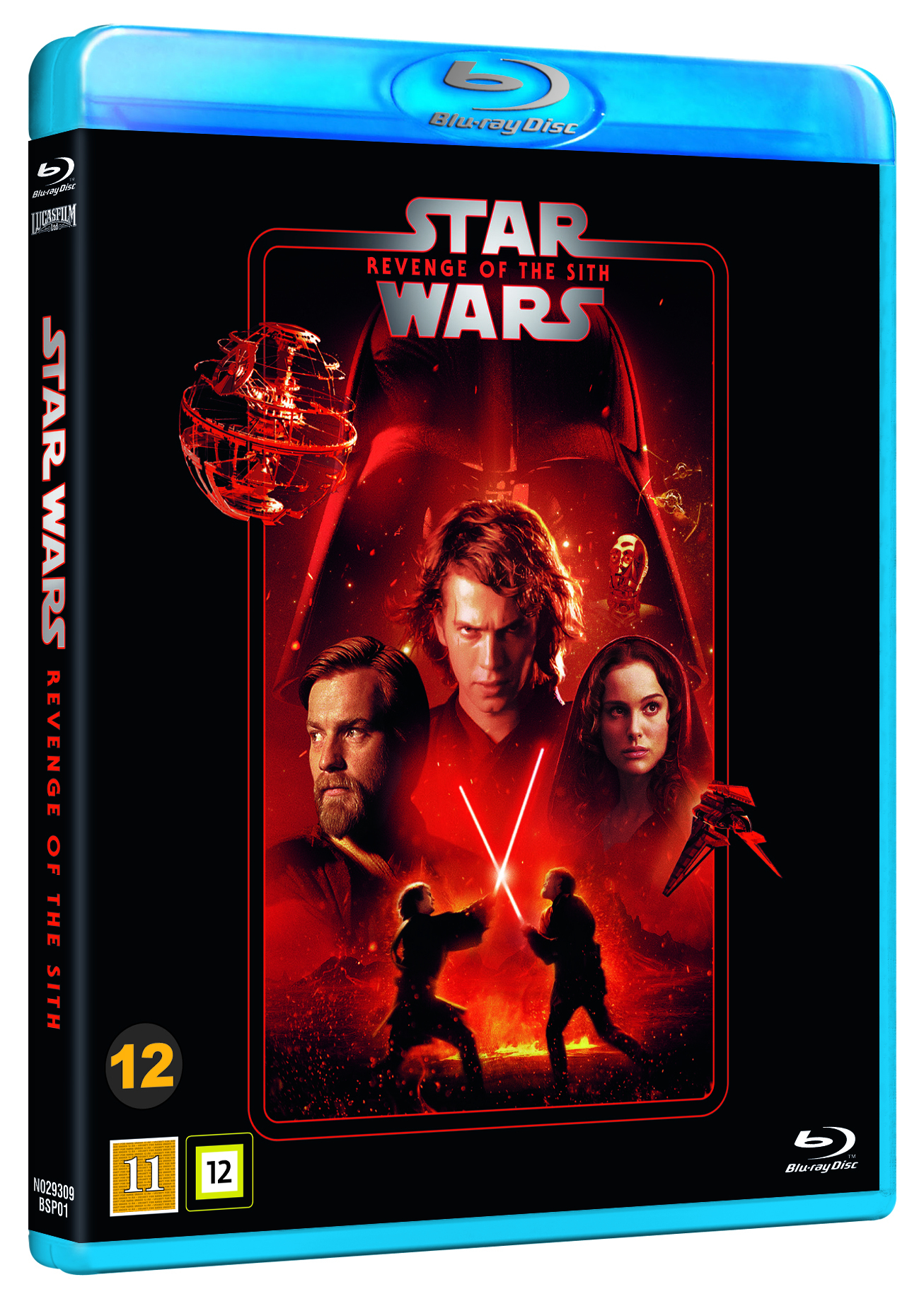 Star Wars: Episode 3 - REVENGE OF THE SITH