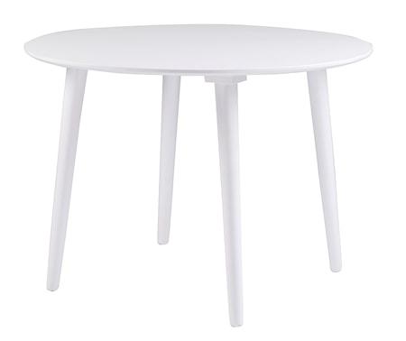 Lotta Matbord Vit Ø106 cm