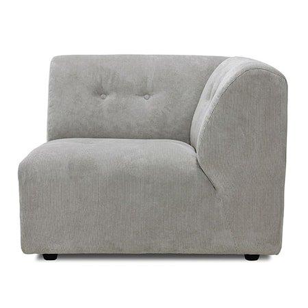 Vint Sofa Element Modul C Cream