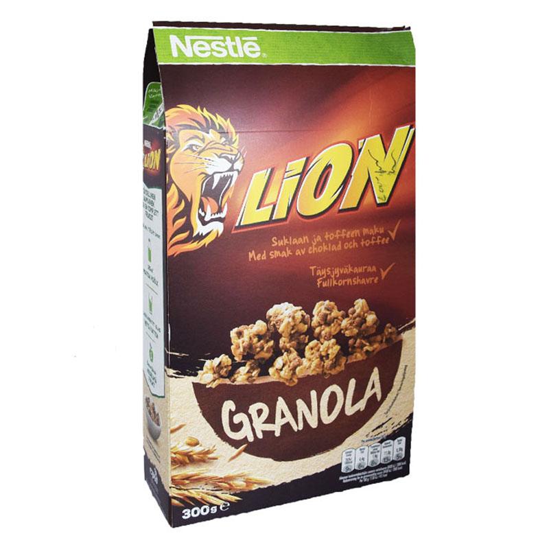 Aamiaismurot Granola 300g - 50% alennus