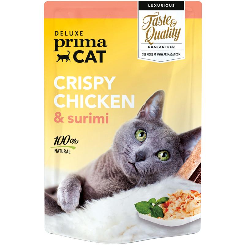 Kissanruoka Crispy Chicken - 17% alennus