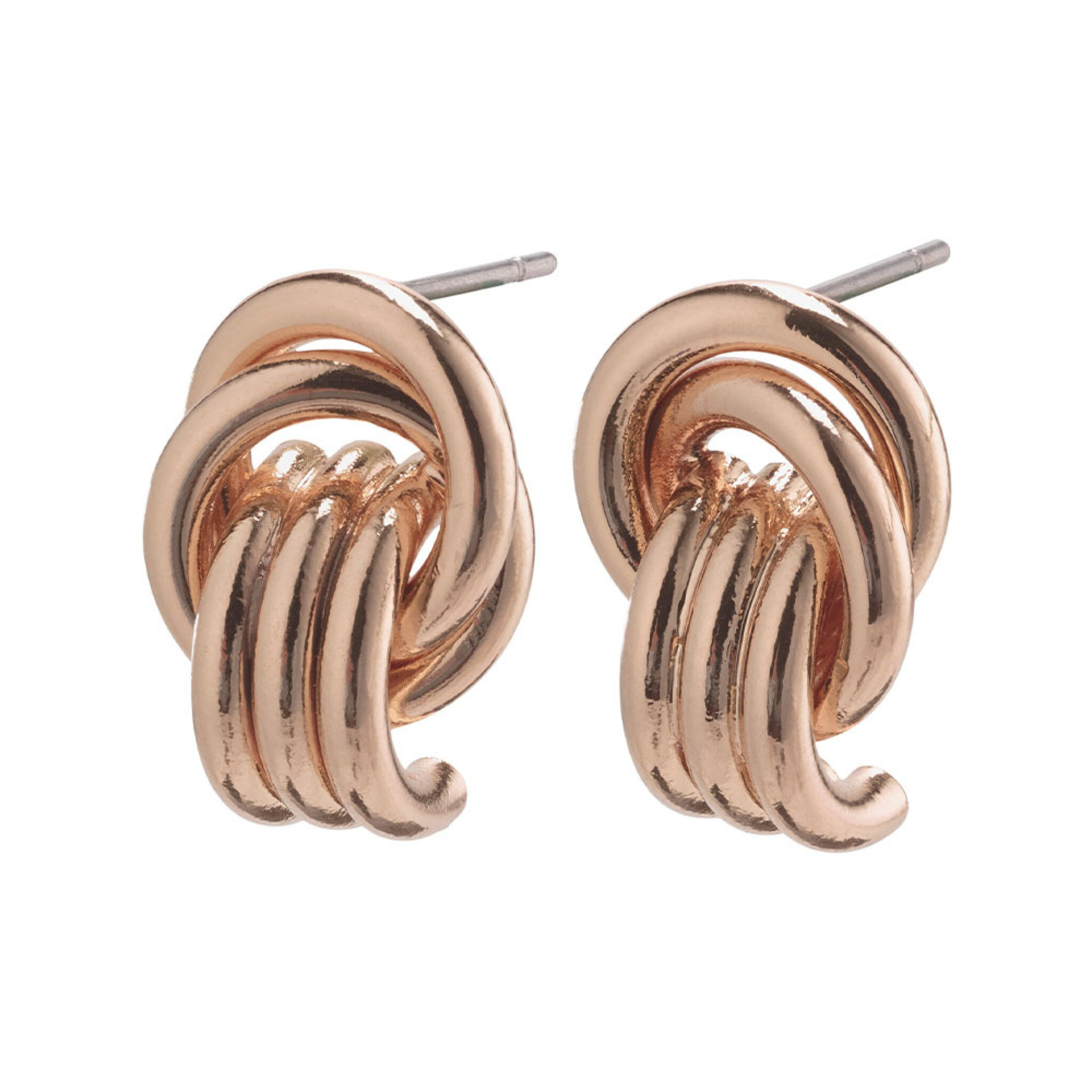 Earrings : Doris : Rose Gold Plated, ONE SIZE