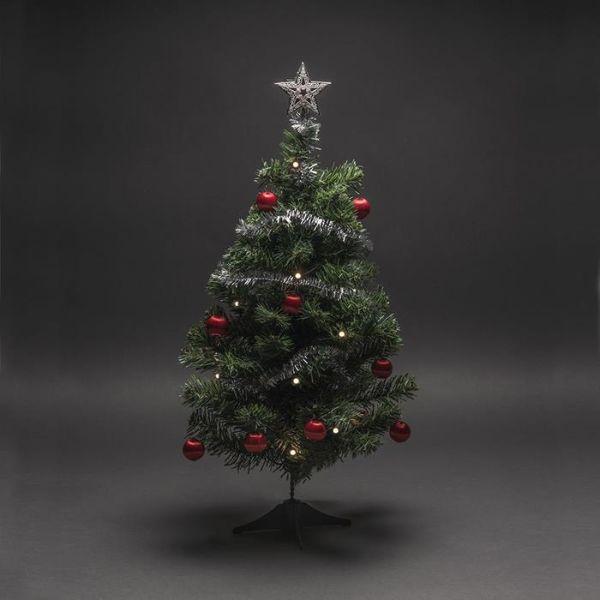 Konstsmide 1208-010 Joulukuusi valosarjalla