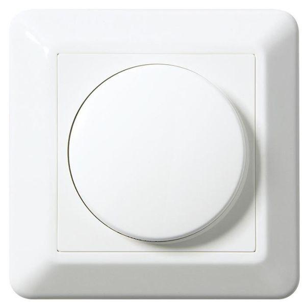 Elko 1000 GLE Dimmer hvit