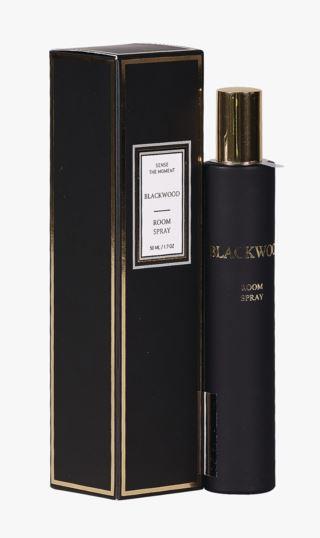 Blackwood matt tuoksuspray musta